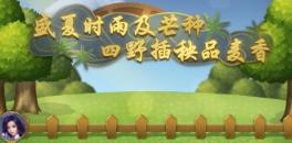 斗罗大陆芒种时节集五谷送花神